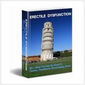 Erectile Dysfunction - End It